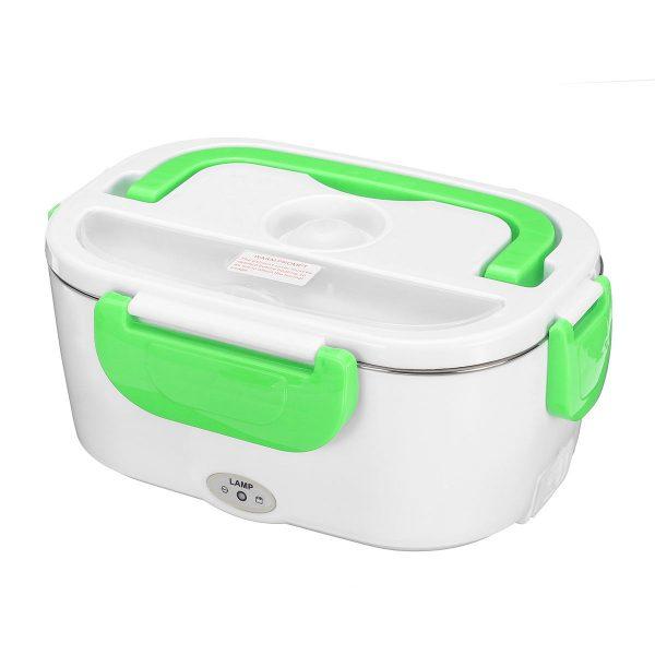 Lunch box electrique verte