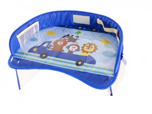 Bébé siège auto plateau de sécurité enfants véhicule étanche Support plaque multifonctionnel