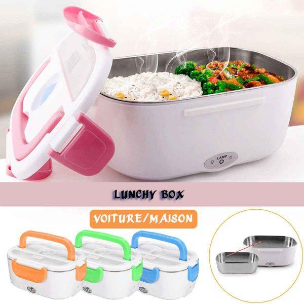 Lunch Box électrique