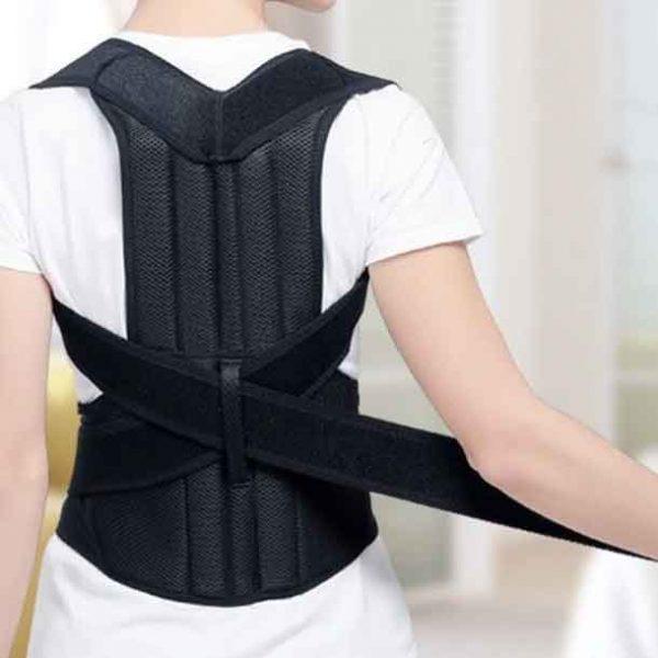 Correcteur de posture pour le dos